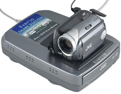 JVC Everio Share Station