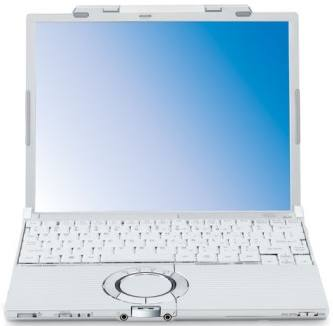 Panasonic Toughbook W5 и T5
