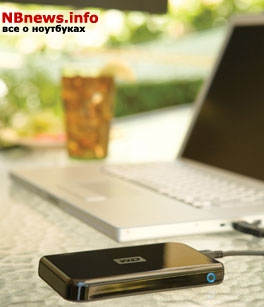 WD Passport Portable Drive 320