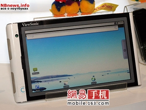 ViewSonic VTablet 101