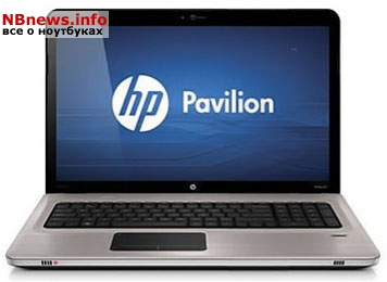 HP Pavilion DV7-4290US
