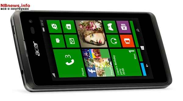 Acer Liquid M220 Windows 10 Mobile