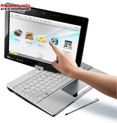 Asus Eee PC T91A